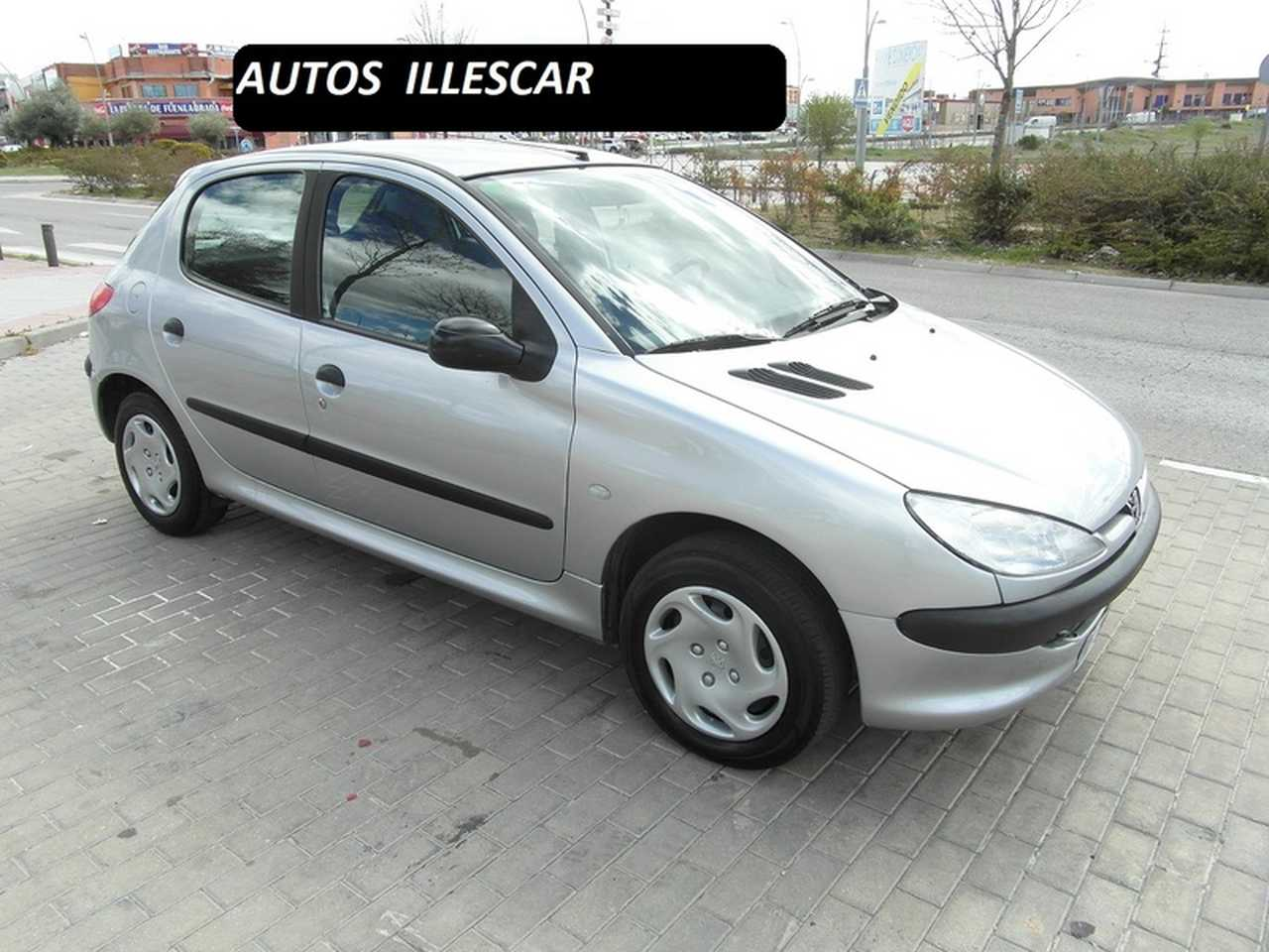 Peugeot 206 1.9 D XRD 70 CV KILOMETROS CERTIFICADOS  111.635 KM  - Foto 1