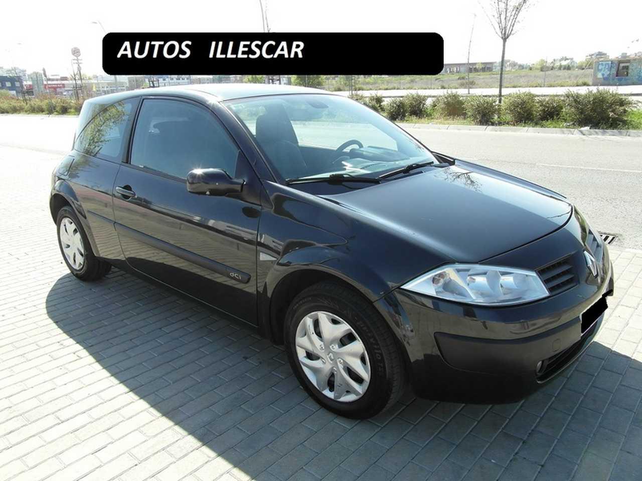 Renault Megane Coupe 1.5 DCI 100 CV MEJOR VER  - Foto 1