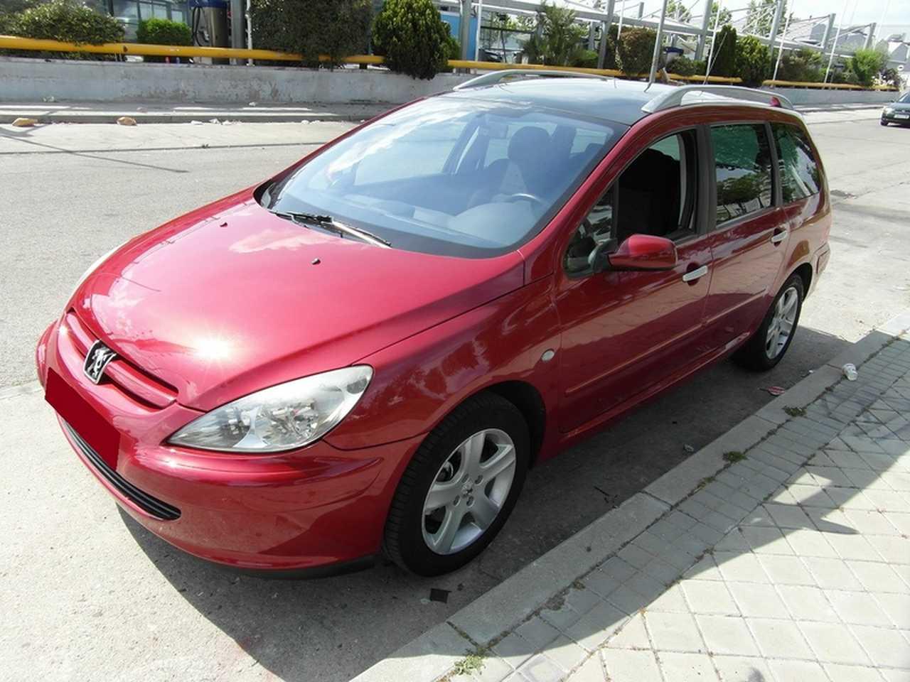 Peugeot 307 SW 2.0 HDI 110 CV MUY CUIDADO  - Foto 1