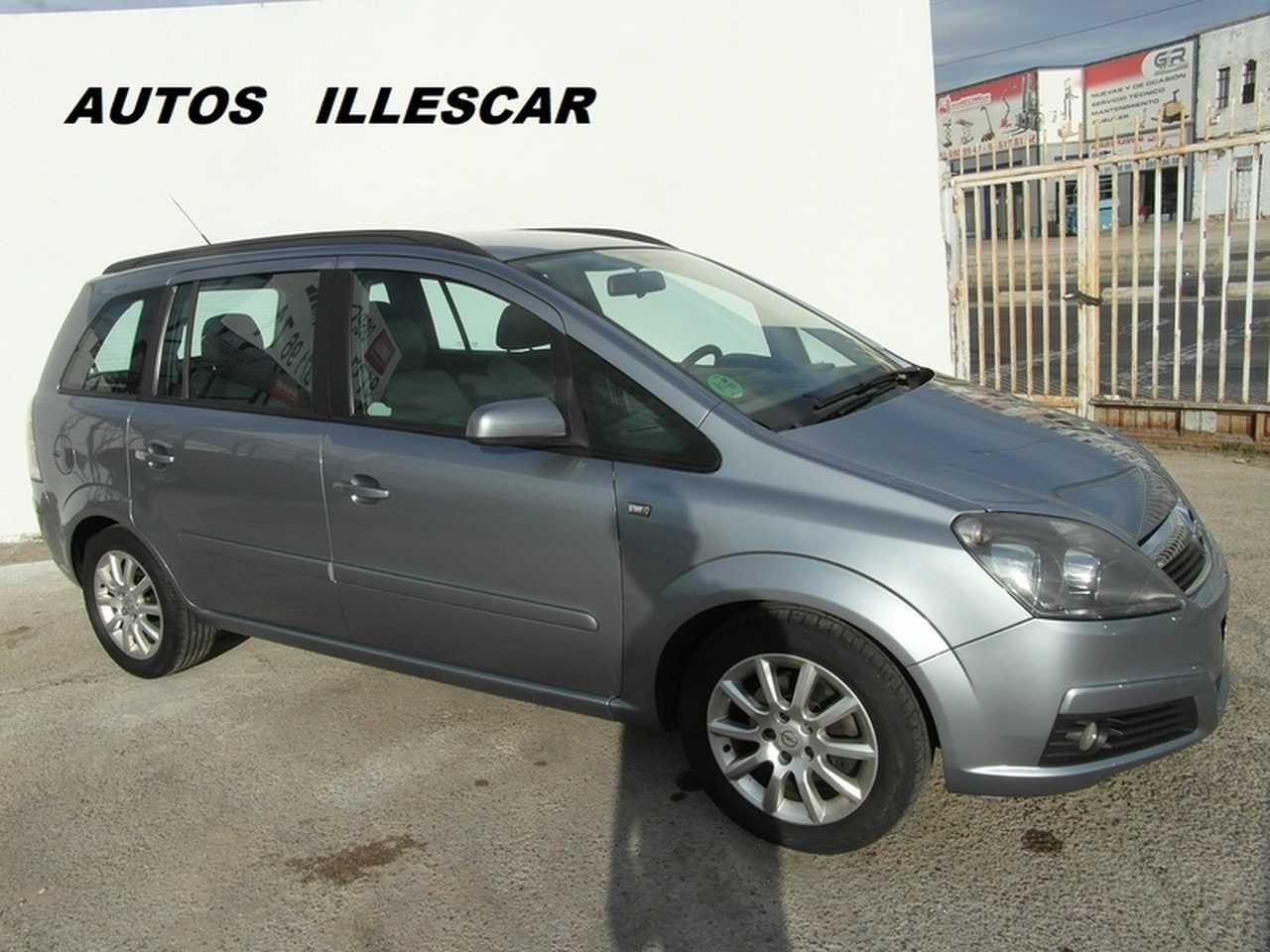 Opel Zafira 1.6 I 105 CV 7 PLAZAS  - Foto 1