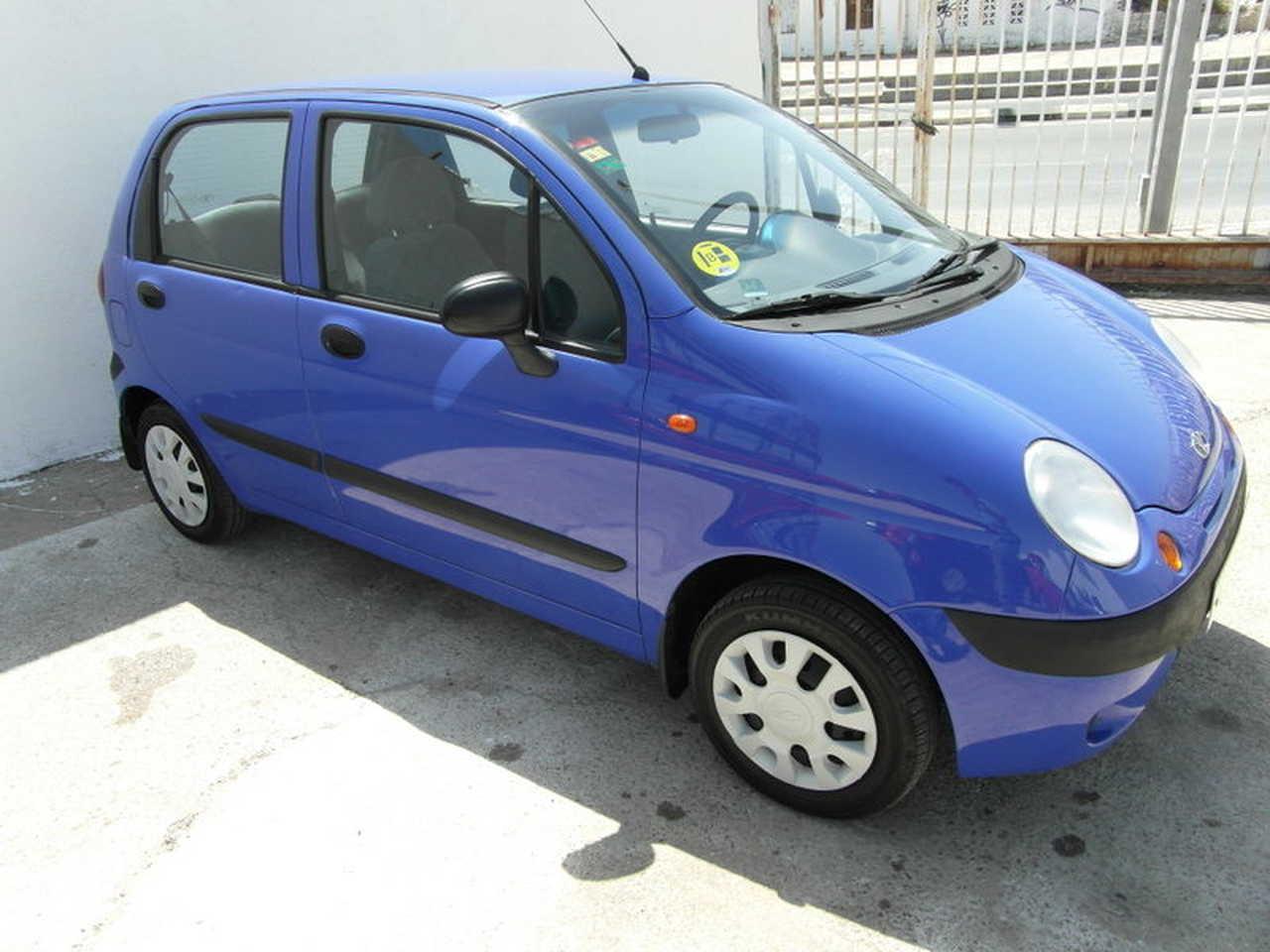 Daewoo Matiz 8.0I  50 CV   5 PUERTAS MUY CUIDADO  - Foto 1
