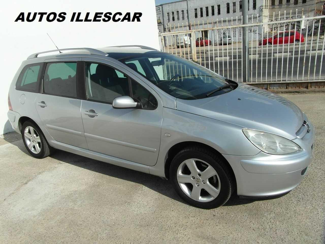 Peugeot 307 SW 1.6 HDI 110 CV  MUY CUIDADO  - Foto 1