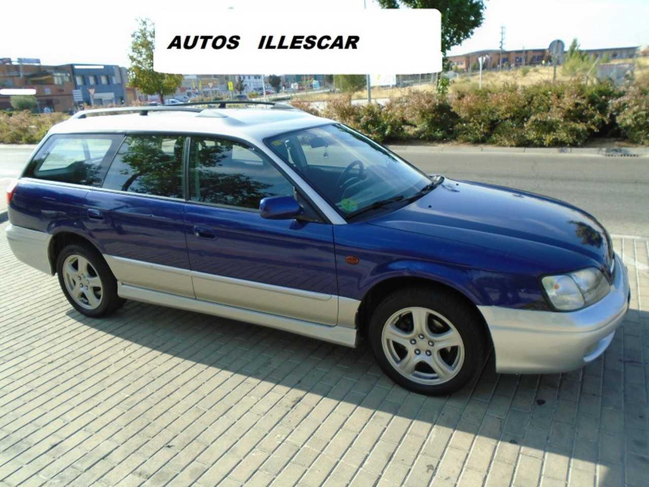 Subaru Legacy 2.5 I 160 CV DISTRIBUCIÓN CAMBIADA   - Foto 1