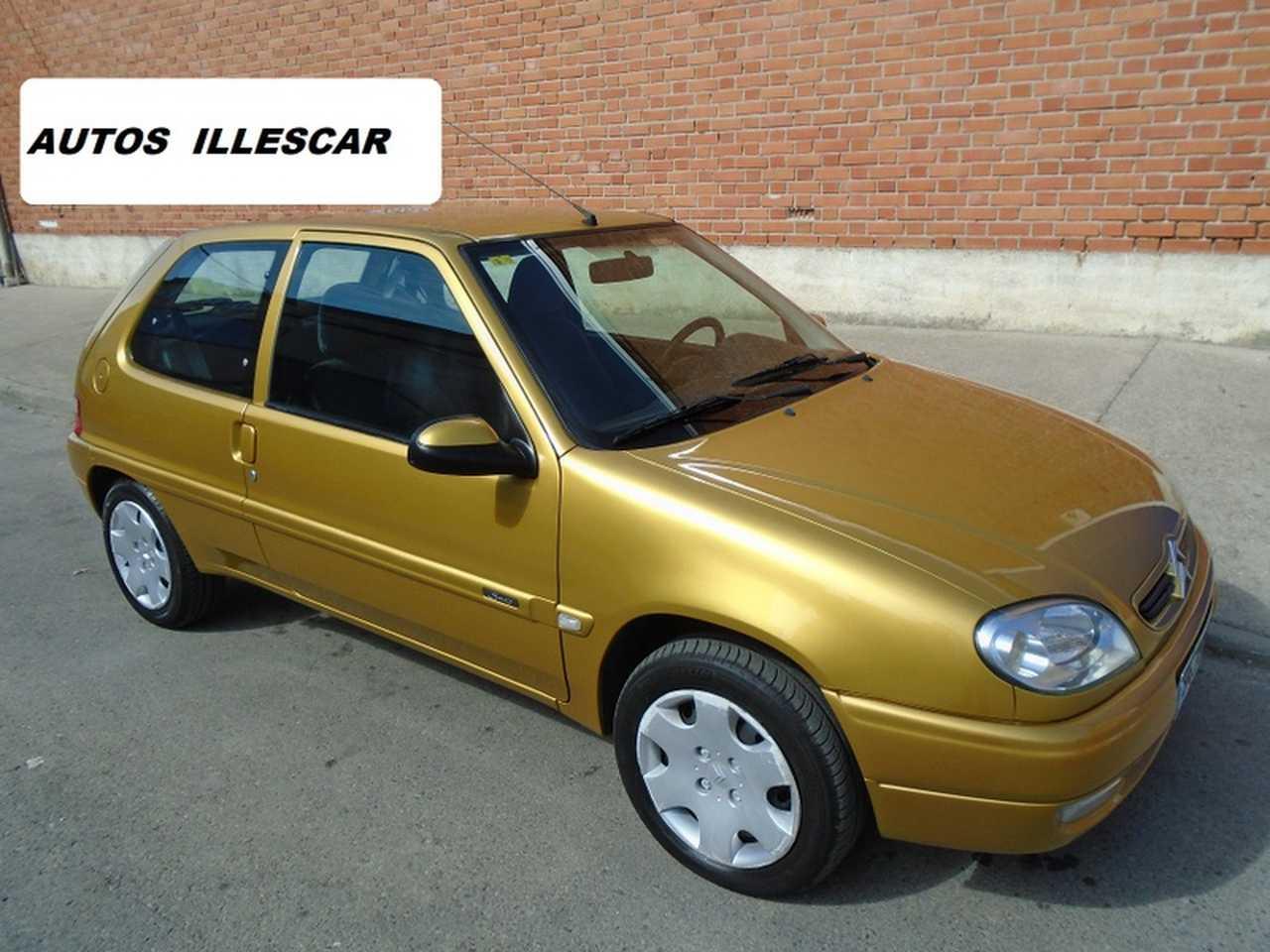 Citroën Saxo 1.5 D 60 CV 3 PUERTAS  - Foto 1