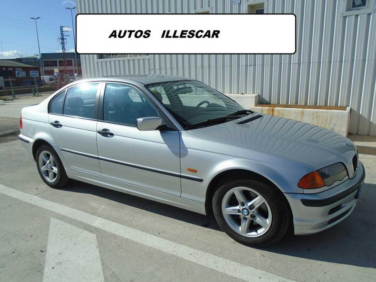 BMW Serie 3 320D    136 CV 1º MATRICULACION 1999  PROCEDENTE DE ALEMANIA   - Foto 1