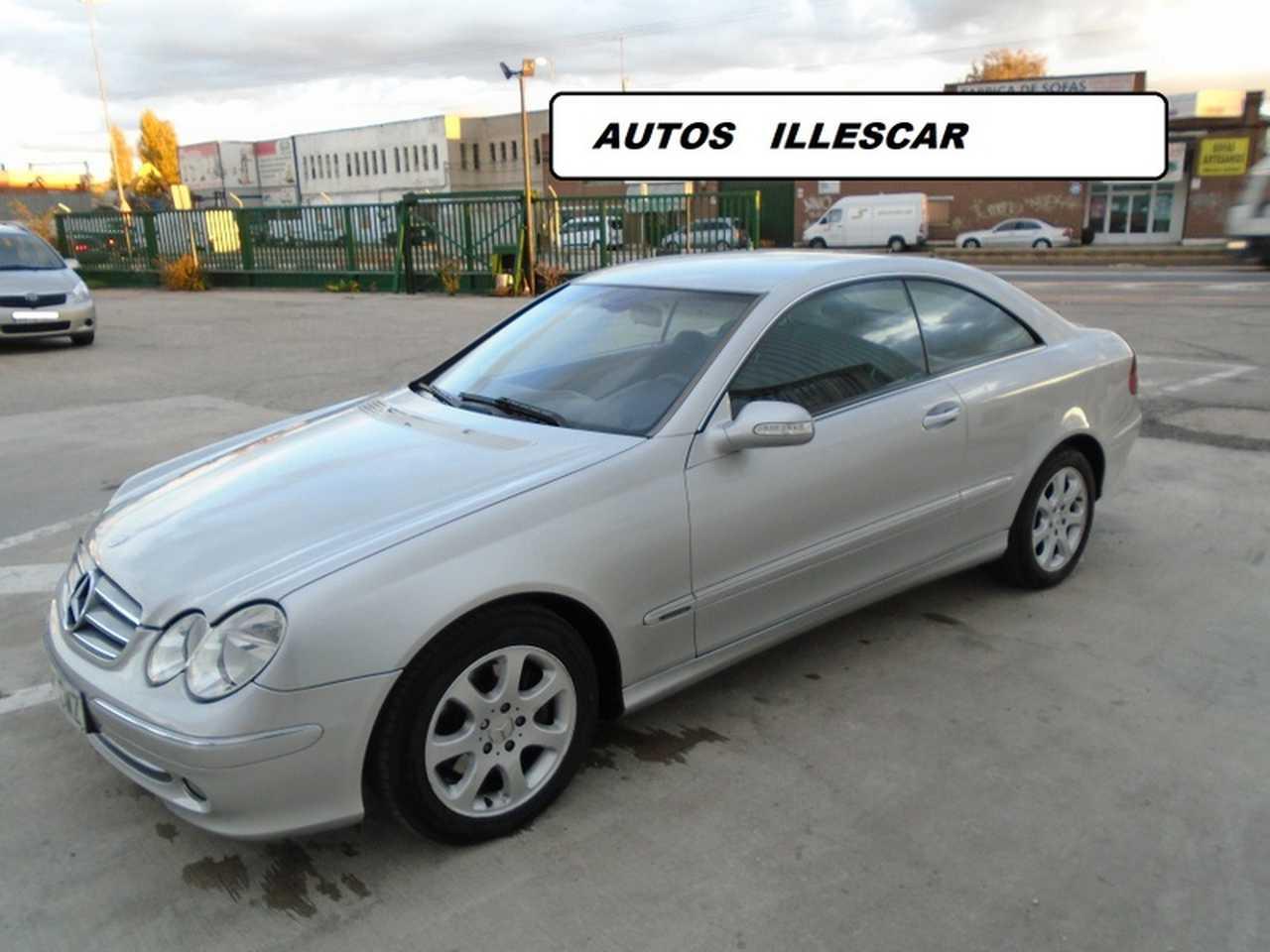 Mercedes CLK 270 CDI  170 CV MEJOR VER  - Foto 1