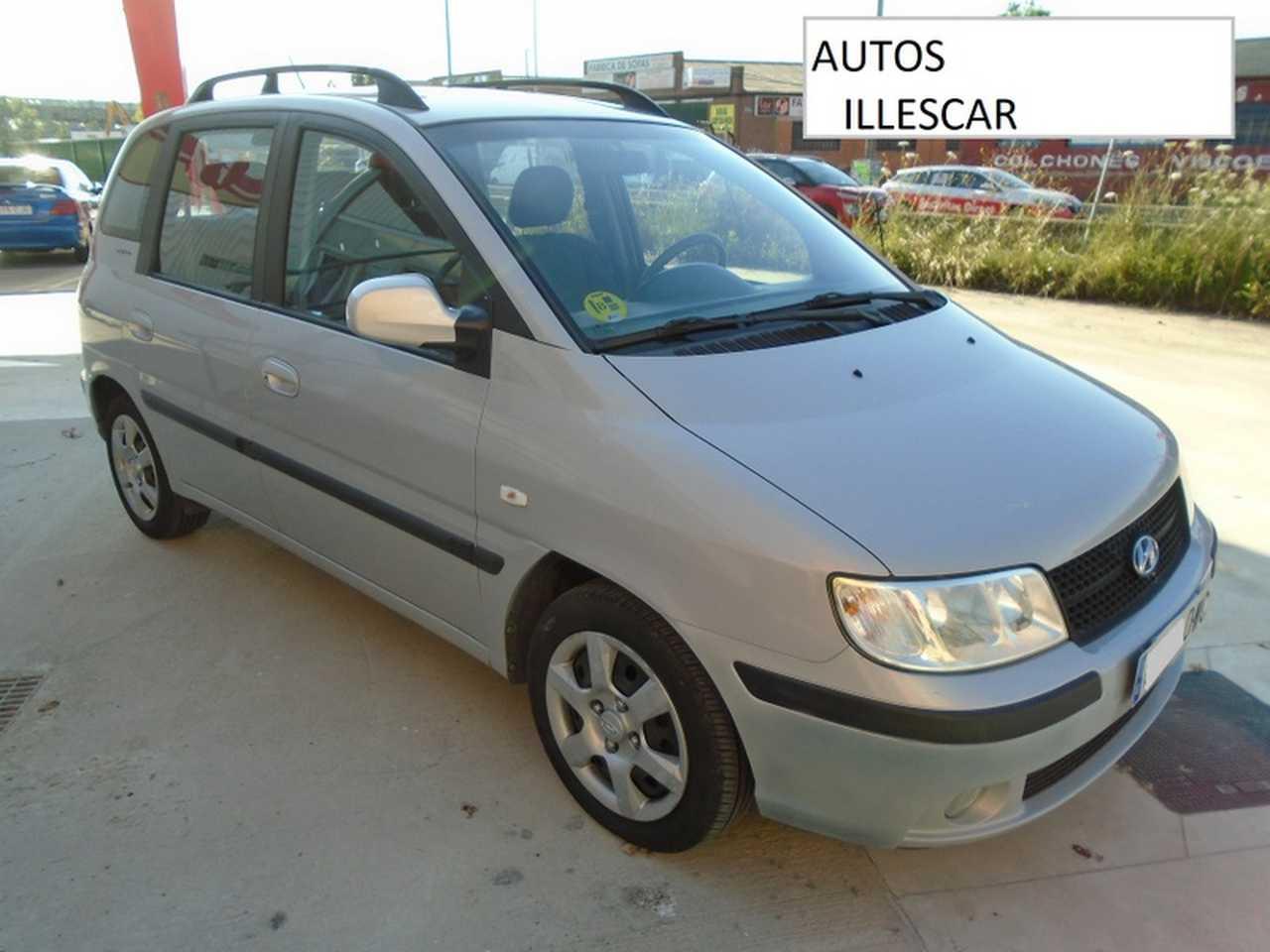 Hyundai Matrix 1.5 CRDI  110 CV MUY CUIDADO  - Foto 1