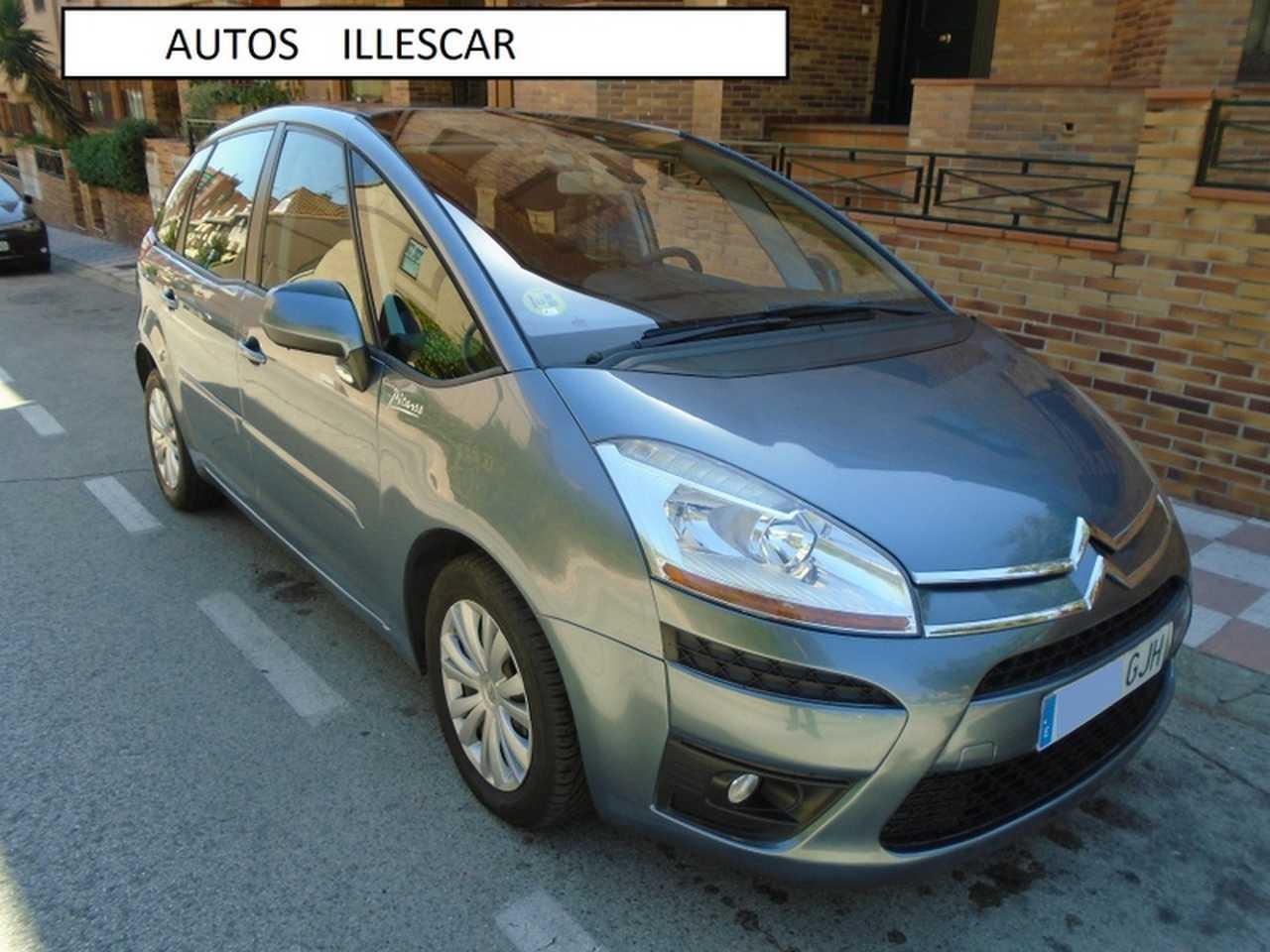 Citroën C4 Picasso 1.6 HDI 110 CV AUTOMATICA  - Foto 1