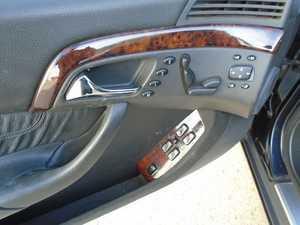 Mercedes Clase S 320 GASOLINA MUY CUIDADO  - Foto 3