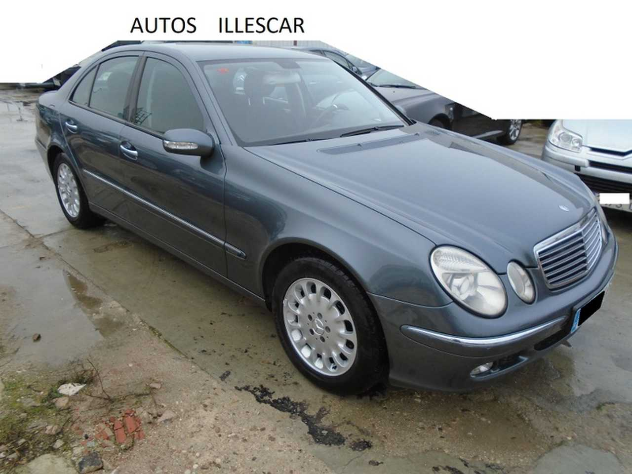 Mercedes Clase E 320 CDI ADMITIMOS PRUEBA MECANICA  - Foto 1