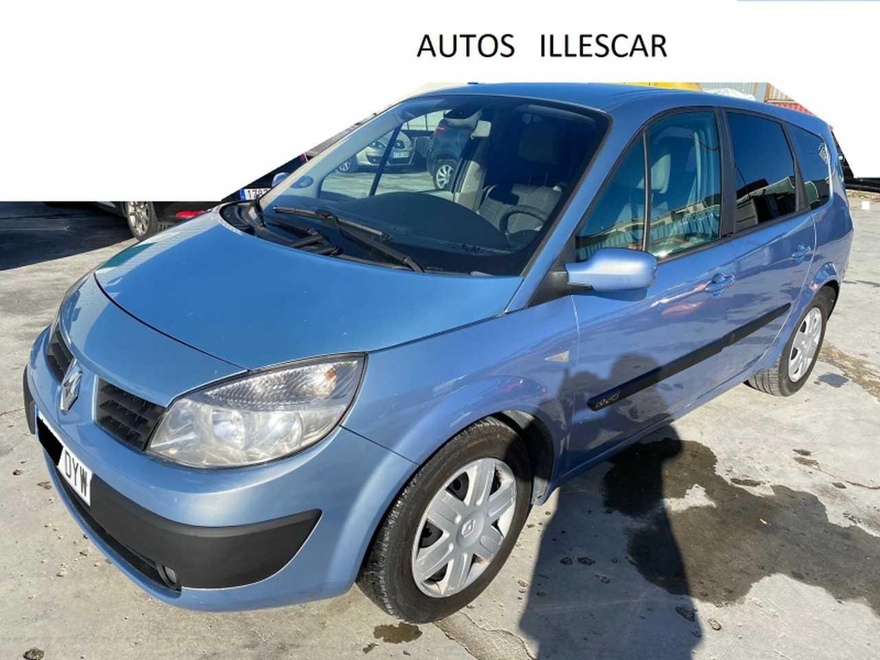 Renault Grand Scénic 1.9 DCI  130 CV  7 PLAZAS ADMITIMOS PRUEBA MECANICA  - Foto 1