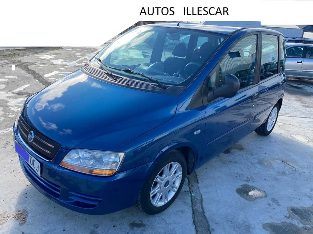 Fiat Multipla 1.9 JTD 115 CV ADMITIMOS PRUEBA MECANICA  - Foto 1