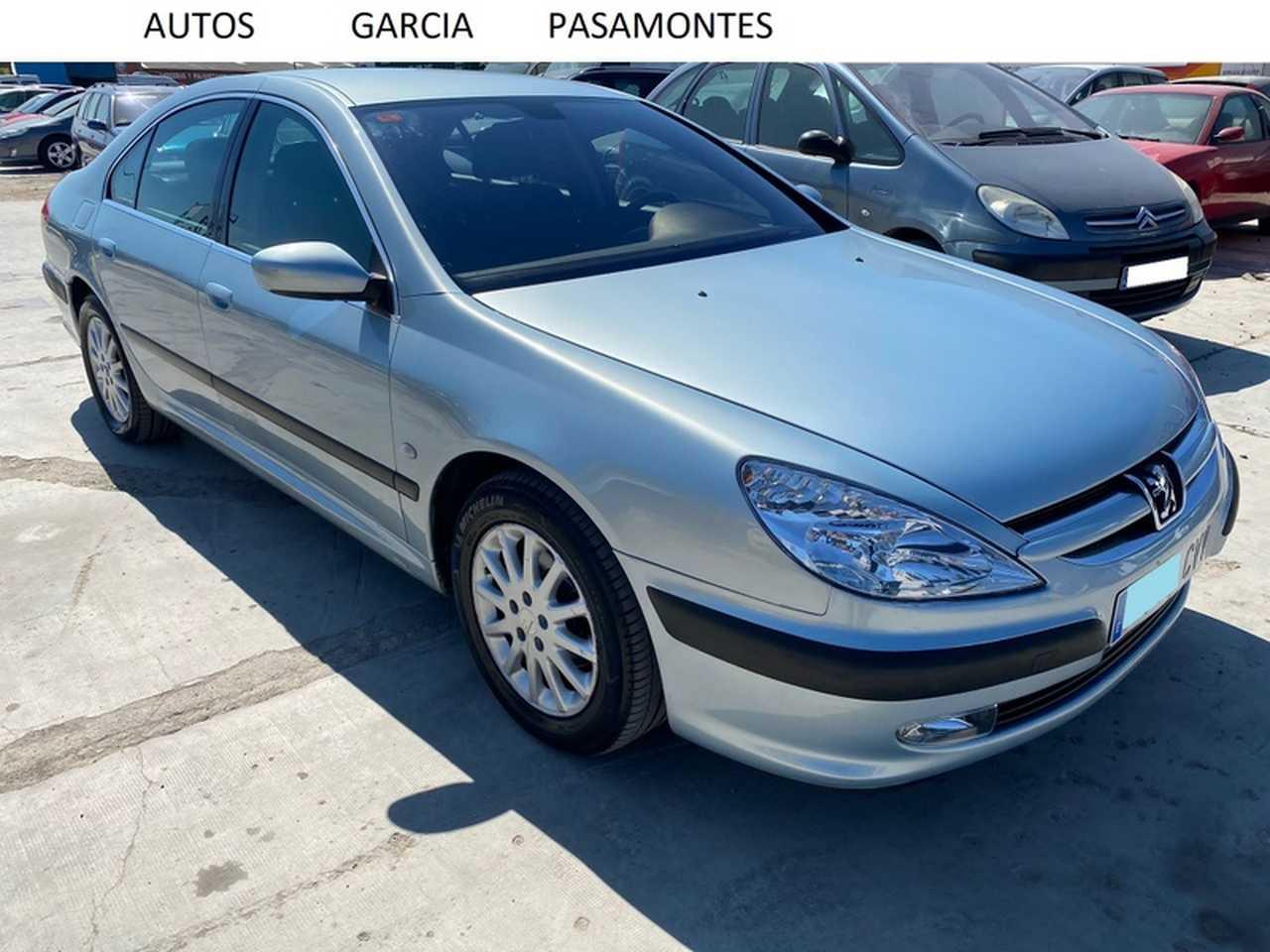 Peugeot 607 2.2 HDI 133 CV TITAN AUTOMATICO  - Foto 1