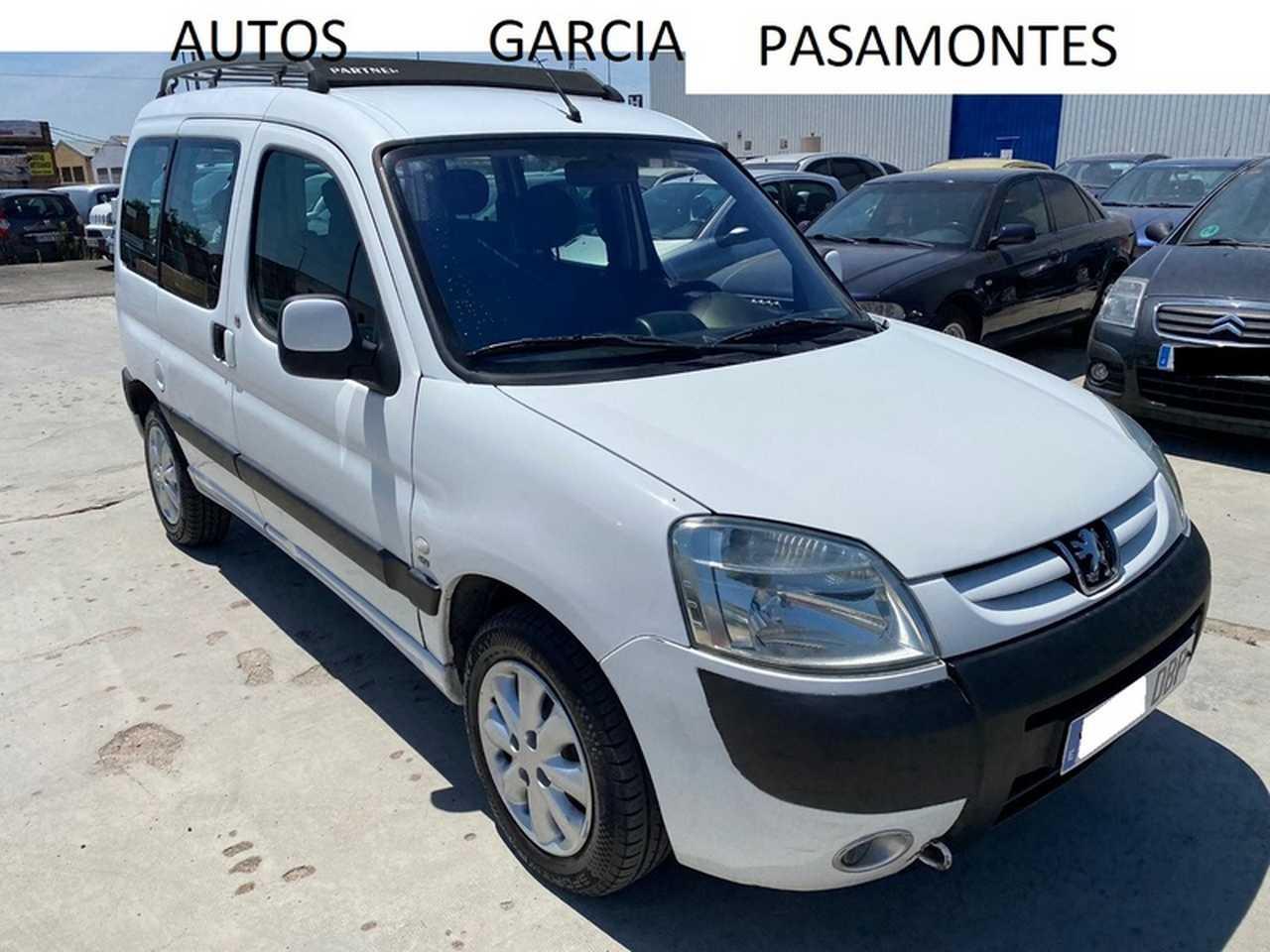 Peugeot Partner 2.0HDI 90 CV ECONOMICA  Y MUY CUIDADA  - Foto 1