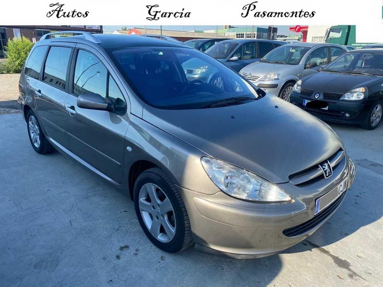 Peugeot 307 SW 2.0 HDI PK 110 CV 1 AÑO DE GARANTIA  - Foto 1