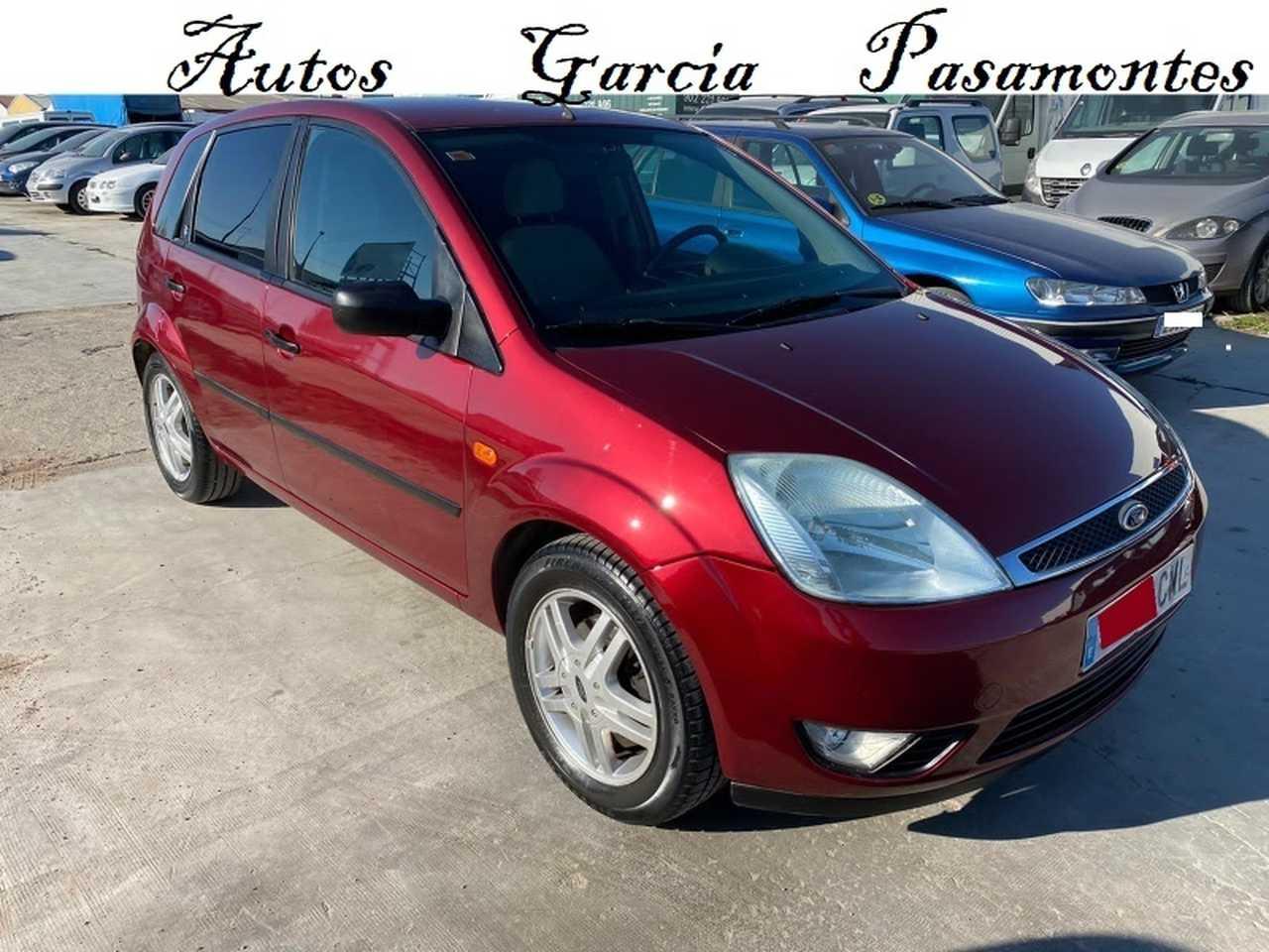 Ford Fiesta 1.4 TDCI   70 CV  1 AÑO DE GARANTIA  - Foto 1