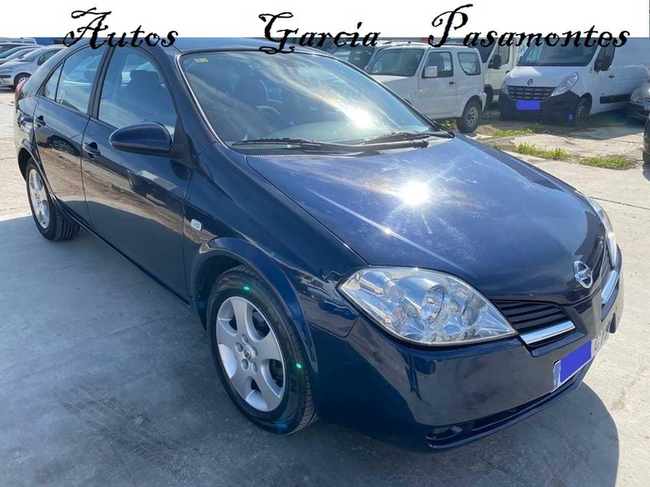 Nissan Primera 2.2 DCI   138CV 1 AÑO DE GARANTIA  - Foto 1