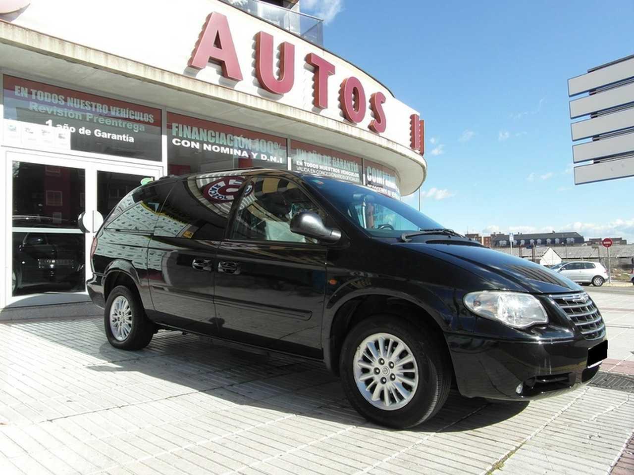 Chrysler Grand voyager LX 2.8  150 CV AUTOMATICA  - Foto 1