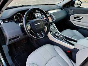Land-Rover Range Rover Evoque 2.0L TD4 4X4 SE DYNAMIC AUTO. con TECHO PANORÁMICO, NAVEGADOR...  - Foto 2
