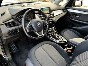 BMW Serie 2 Active Tourer 218d STEPTRONIC con TECHO PANORAMICO, NAVEGADOR, LED... Sólo 65.000 km!  - Foto 2
