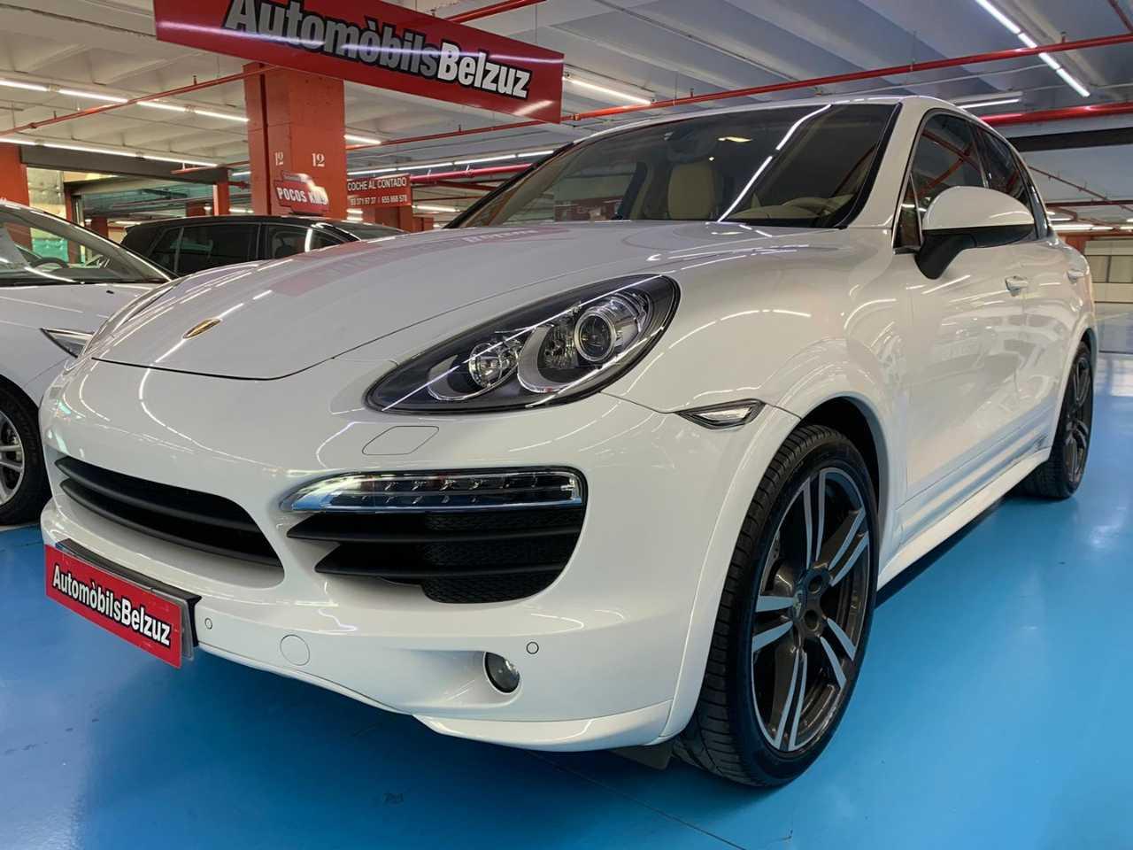 Porsche Cayenne 4.8 S Tiptronic   - Foto 1
