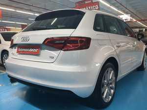 Audi A3 Sportback 12 MESES DE GARANTIA   - Foto 3