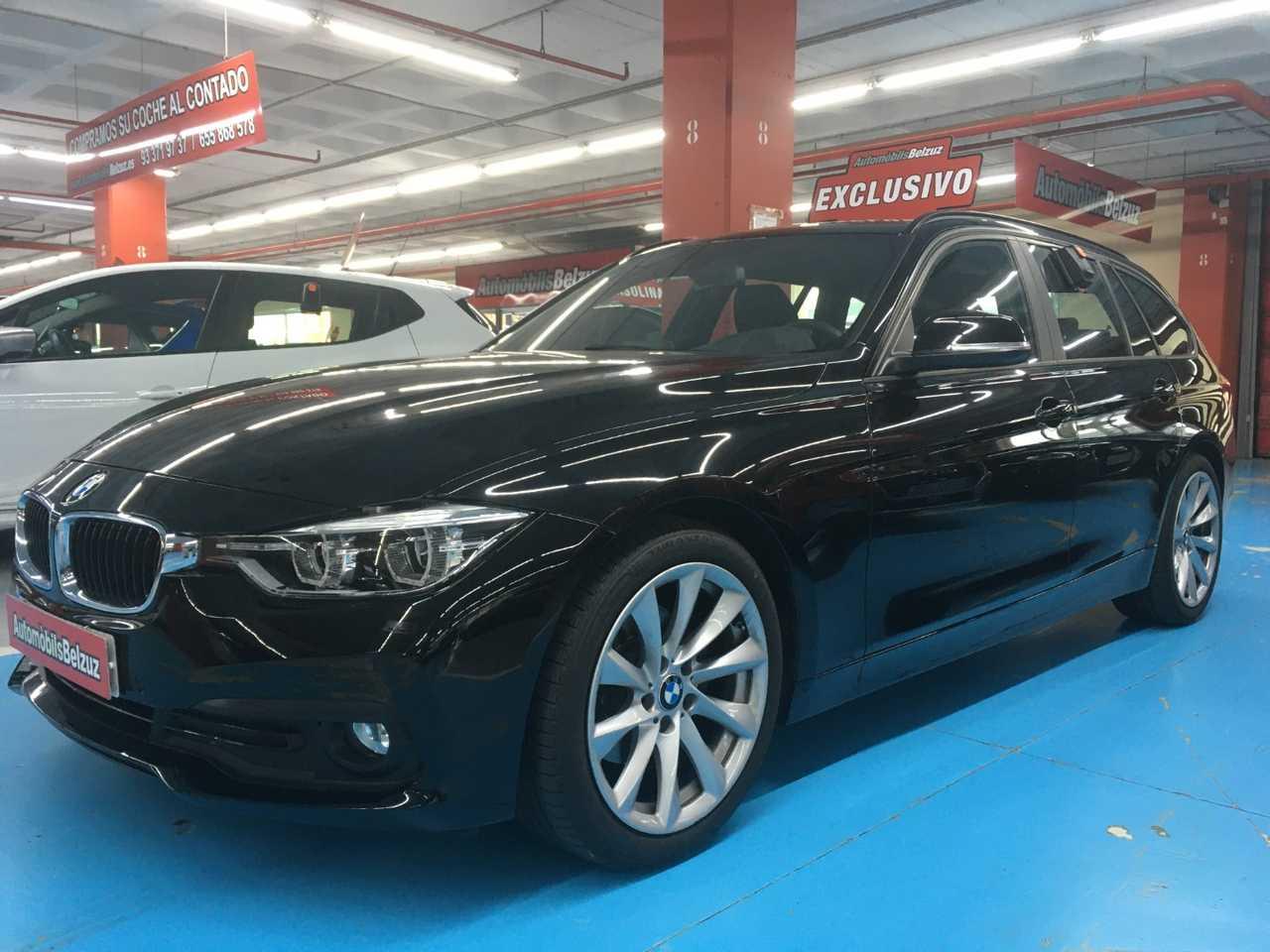 BMW Serie 3 Touring AUT., GPS, 12 MESES DE GARANTIA   - Foto 1