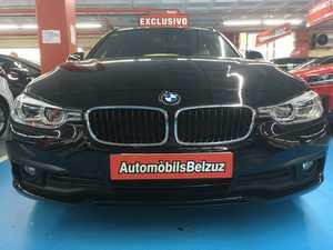 BMW Serie 3 Touring AUT., GPS, 12 MESES DE GARANTIA   - Foto 2