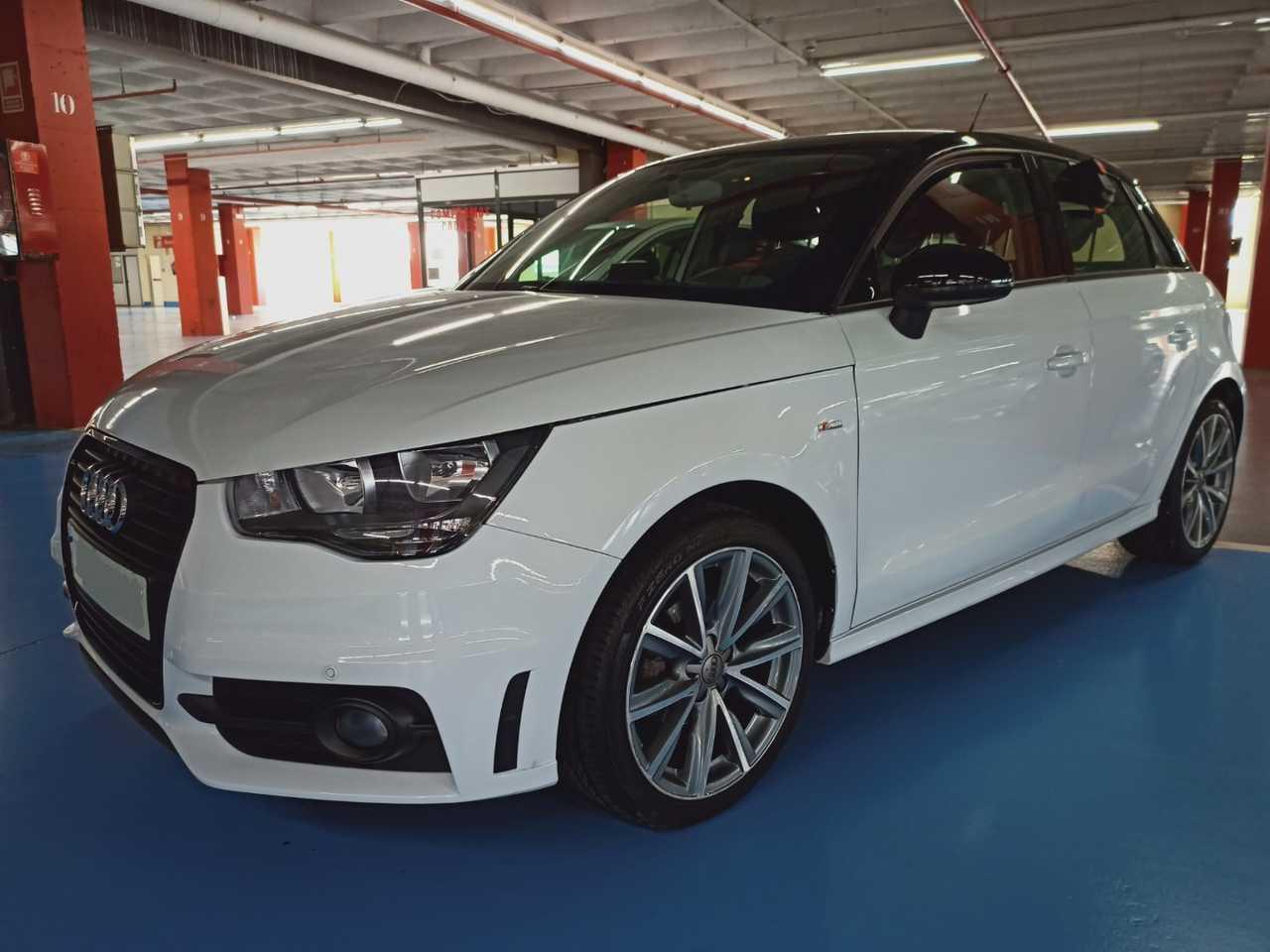 Audi A1  Sportback 2014   - Foto 1