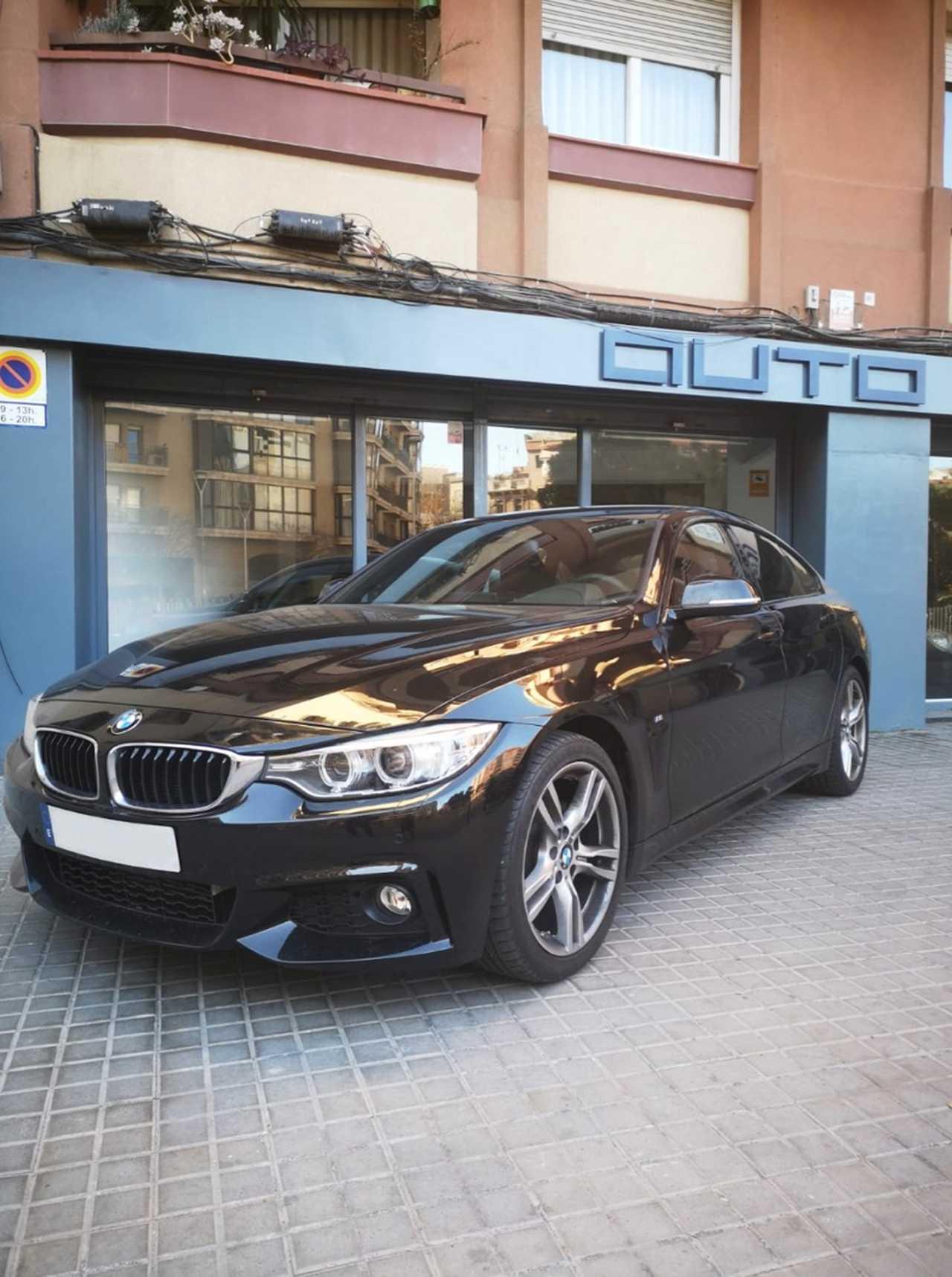 BMW Serie 4 Gran Coupé 420 d   - Foto 1