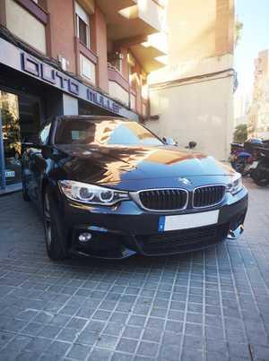 BMW Serie 4 Gran Coupé 420 d   - Foto 3