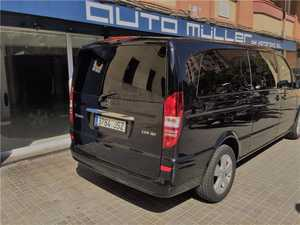 Mercedes Viano 3.0 CDI V6 Extralang Ambiente Completamente piel / Automático  - Foto 3