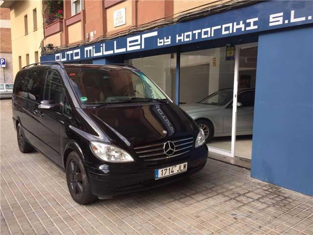 Mercedes Viano 2.2 CDI Trend Larga 7 plazas / Automática  - Foto 1