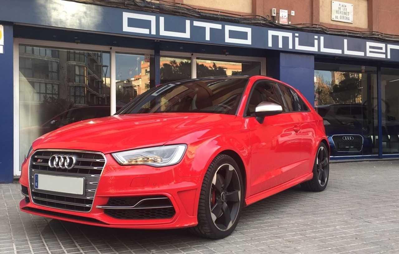 Audi S3 2.0 TFSI quattro  / NAV / LED / Bang & Olufsen  - Foto 1
