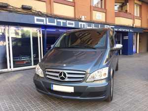 Mercedes Viano 2.2CDI Kompakt / Autom / 7 paz / Doble puerta  - Foto 2