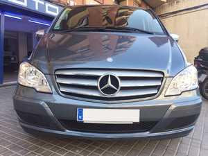 Mercedes Viano 2.2CDI Kompakt / Autom / 7 paz / Doble puerta  - Foto 3