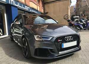 Audi RS3 Sportback 2.5 TFSI quattro Stronic / Todos extras  - Foto 3