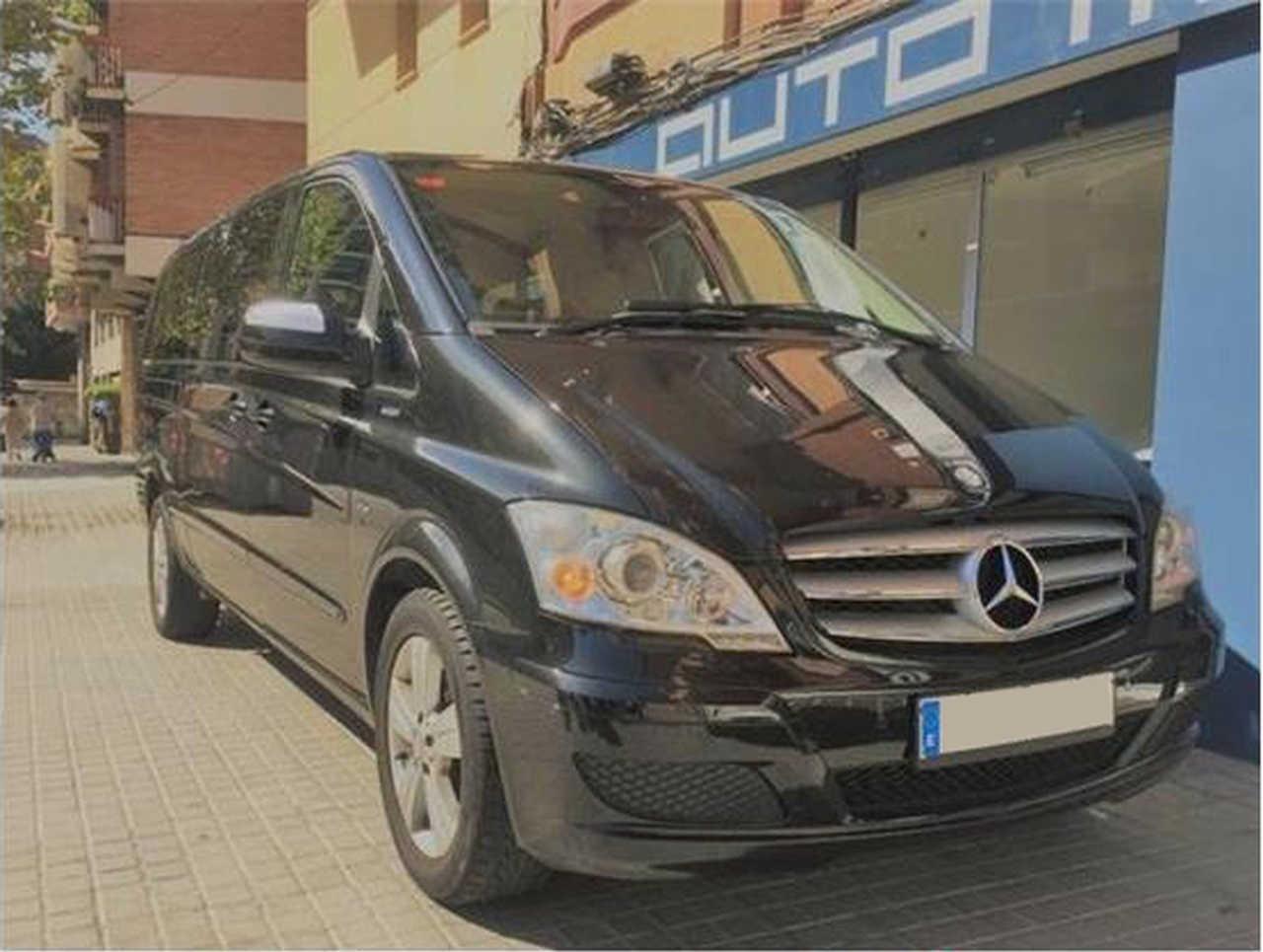 Mercedes Viano 3.0CDI Ambiente Extralargo Aut.  - Foto 1