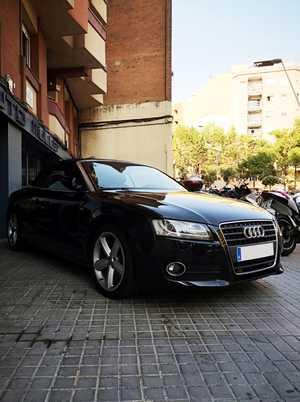 Audi A5 Cabrio S Line   - Foto 2