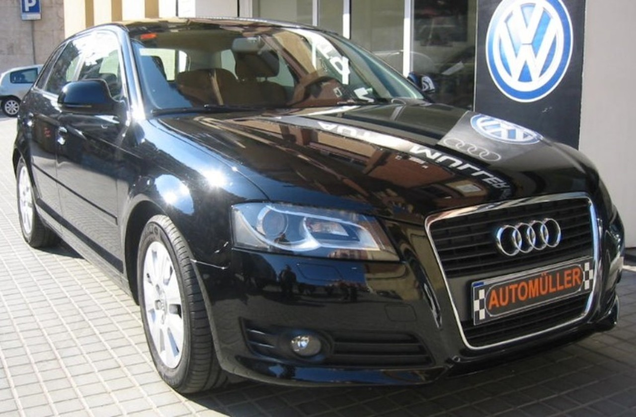 Audi A3 Sportback 1.9TDI   - Foto 1