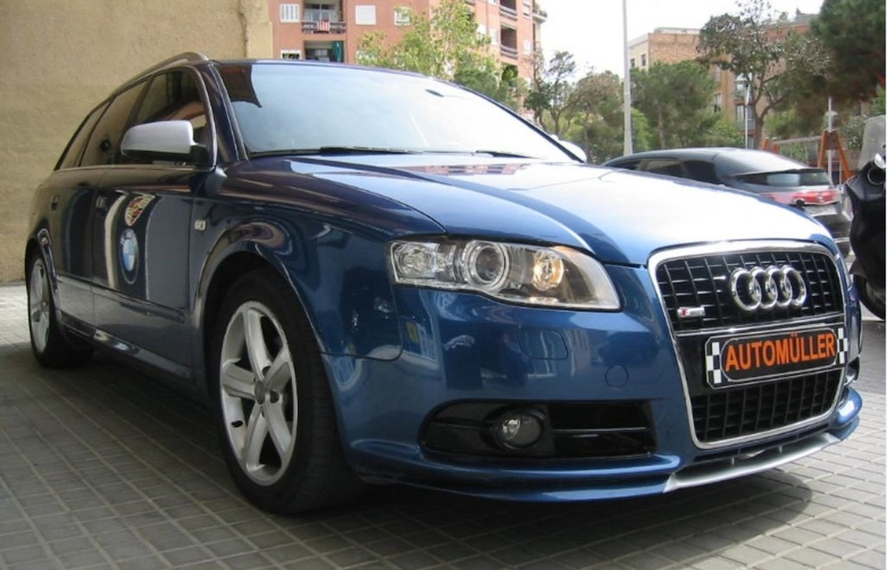 Audi A4 Avant 2.0 TDI QUATTRO S-Line   - Foto 1