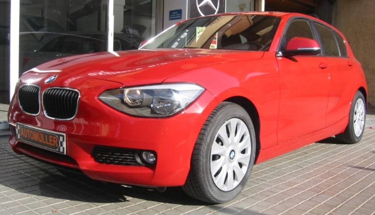 BMW Serie 1 116D   - Foto 1