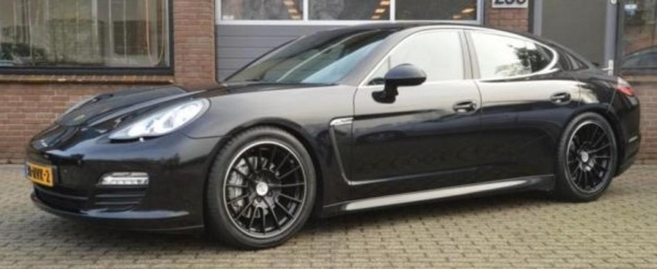 Porsche Panamera S   - Foto 1