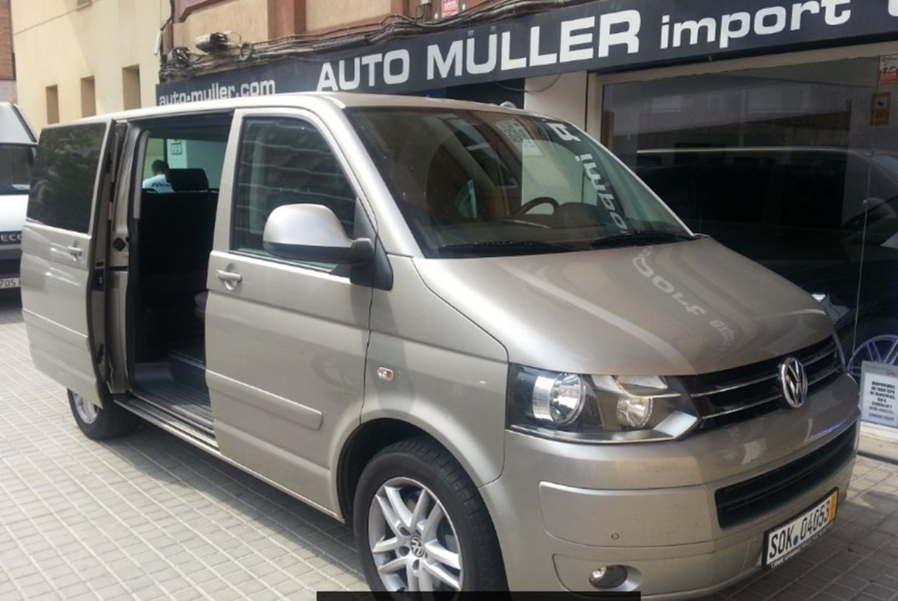 Volkswagen Multivan 2.0 BiTDI 180   - Foto 1