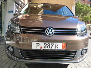 Volkswagen Touran 2.0 TDI TODO INCLUIDO   - Foto 3