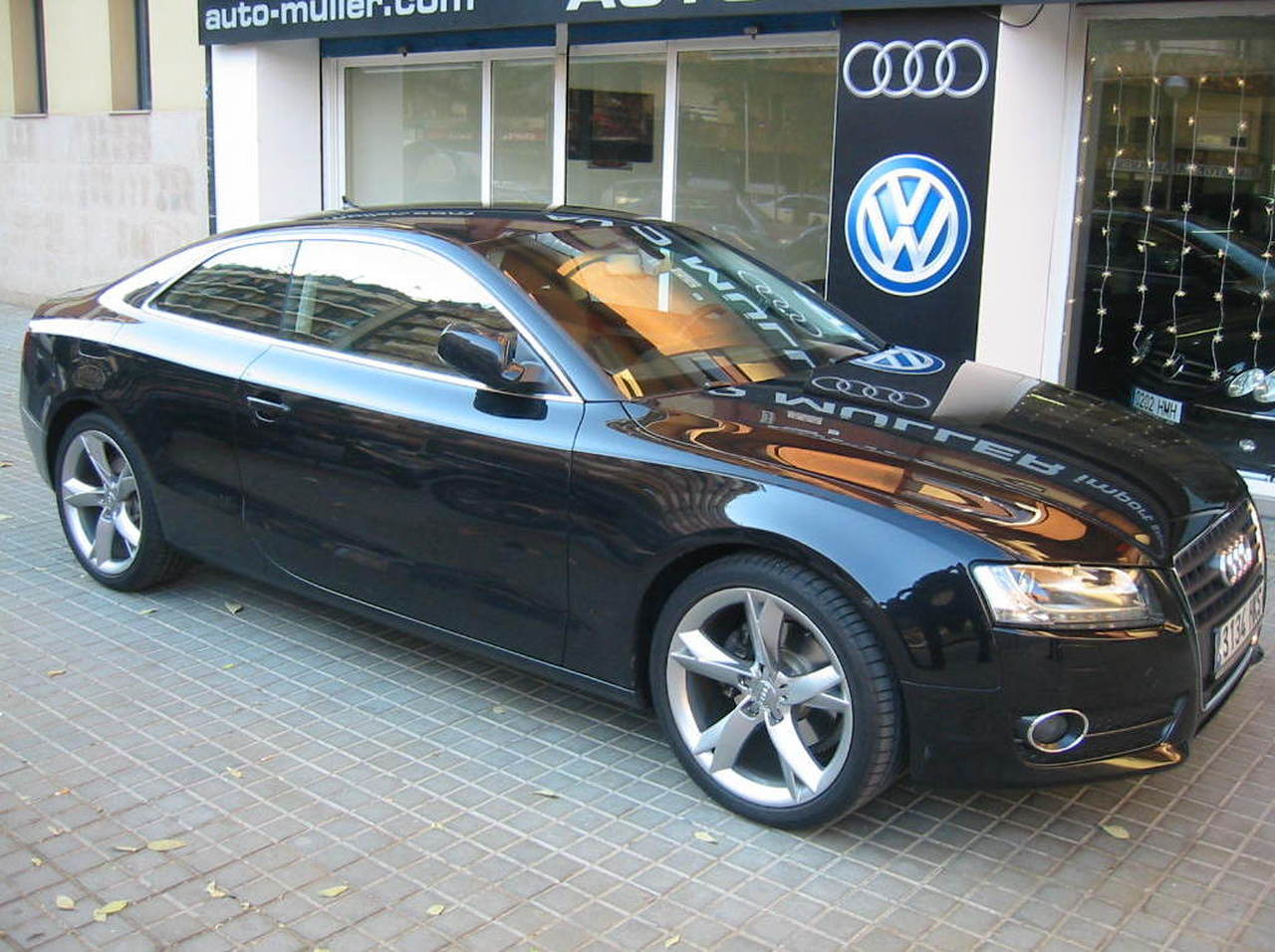 Audi A5 2.0 TDI COUPE   - Foto 1