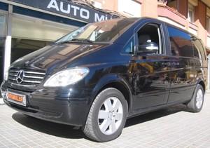 Mercedes Viano 6 plazas 5 puertas Piel   - Foto 2