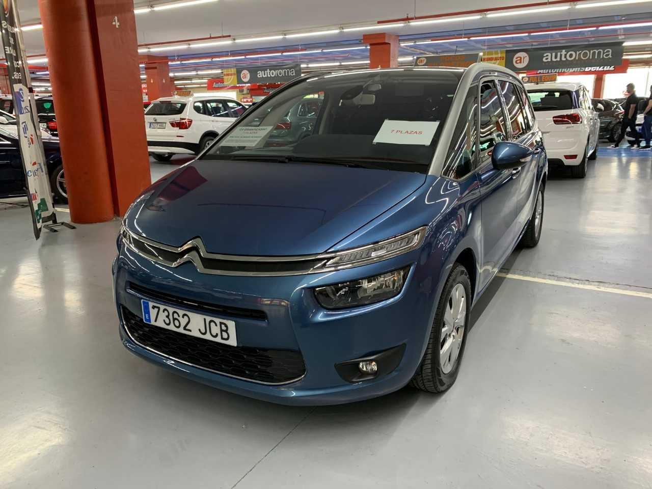 Citroën Grand C4 Picasso Hdi INTENSIVE. NAVEGADOR!!!   - Foto 1
