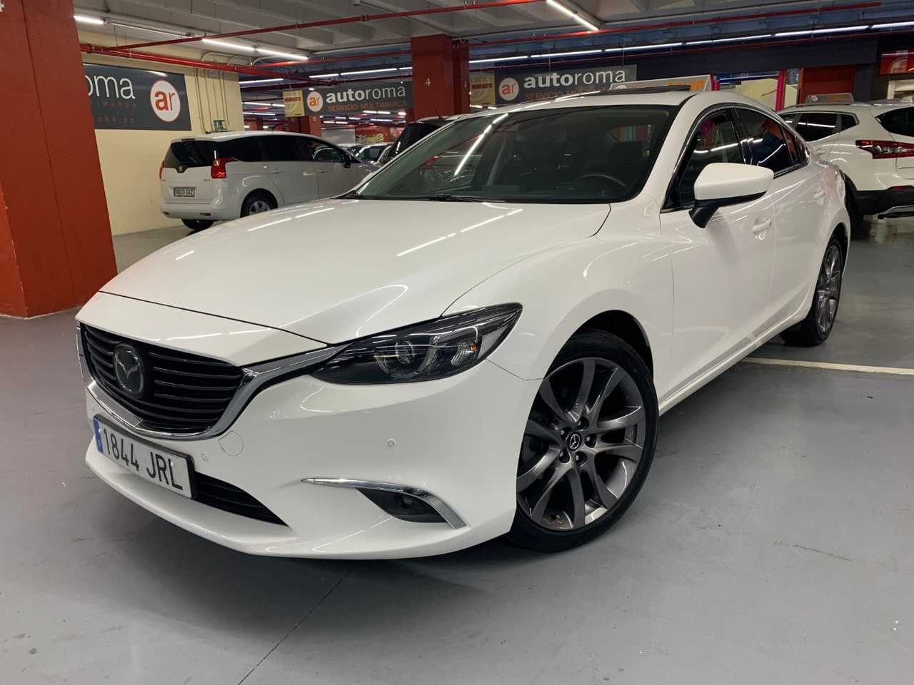 Mazda 6 2.5 GE AT L.P T.SR CN. TODOS LOS EXTRAS POSIBLES!!!   - Foto 1