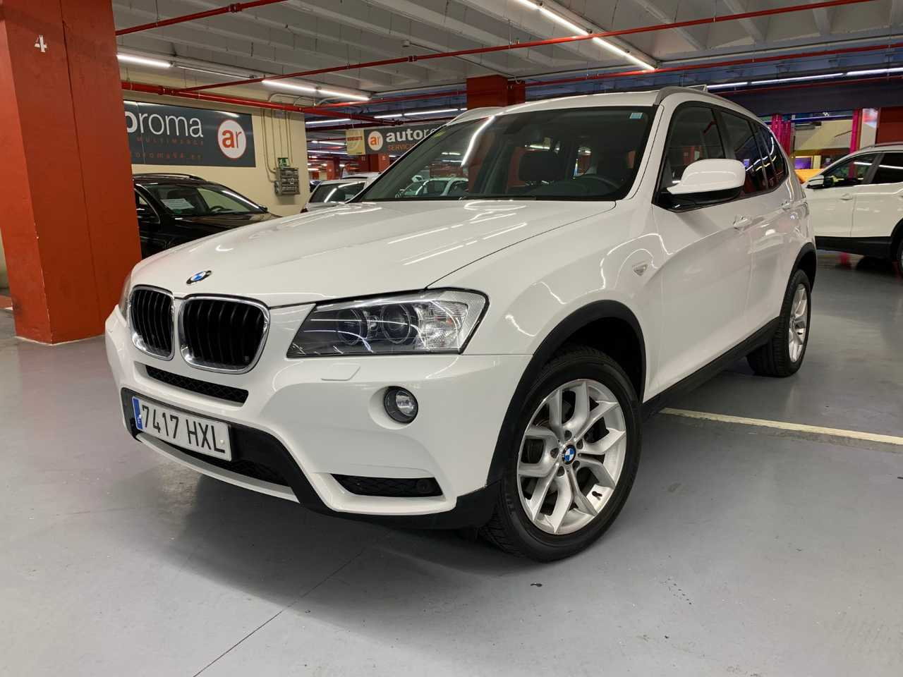 BMW X3 Xdrive 20d 184cv Automático. NACIONAL   - Foto 1